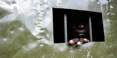 Prison-in-South Sudan