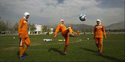 Iraqi-women-football