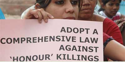 Adopt-an-honor-killing-law-in-India
