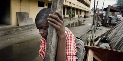 Child Labourer: Photo: Amnesty International