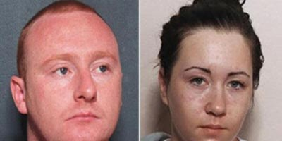 Stephen Craig was jailed for more than three years for running the trafficking network, while his girlfriend Sarah Beukan was jailed for a year and a half. Photo: PA